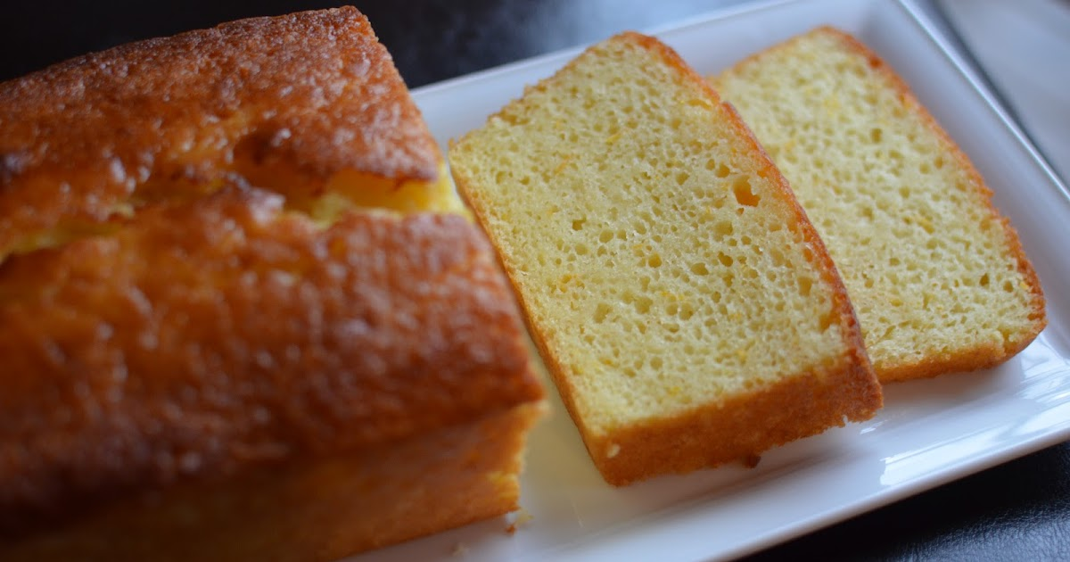 Simple Orange Cake Recipes From Scratch