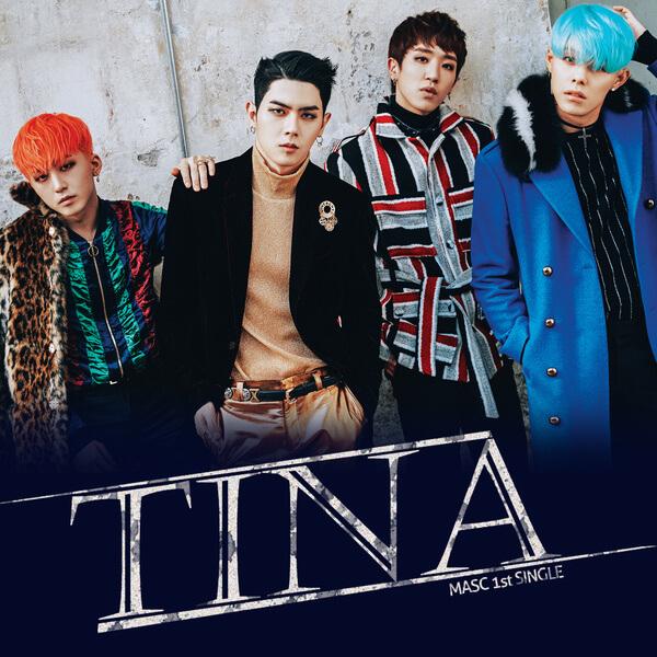MASC (마스크) – Tina (티나) Lyrics