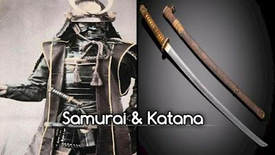 Kenapa Masih Banyak Orang Yang Sulit Membedakan Samurai dan Katana?