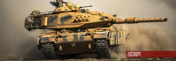 Україна постачатиме Туреччині танкові керовані ракети