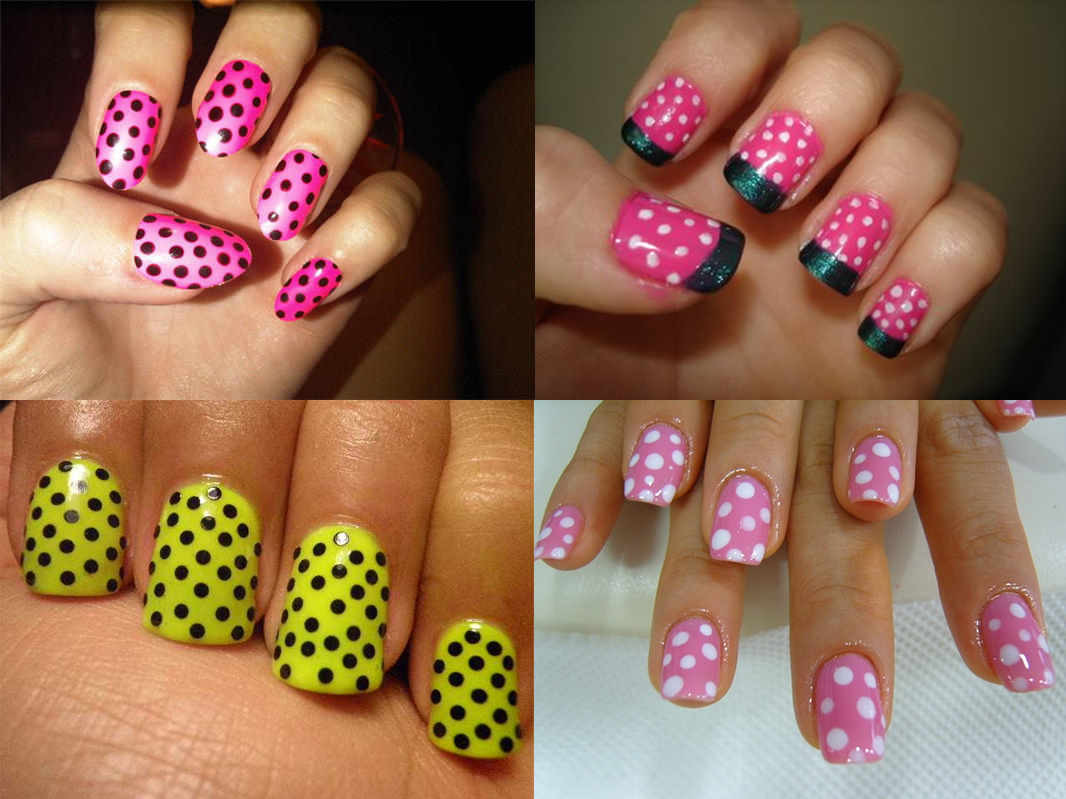 For The Love of Shoes..: Nail Art made easy...
