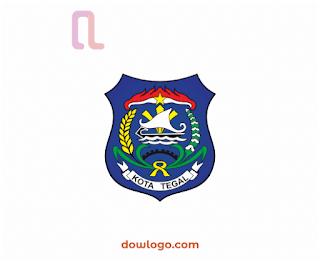 Logo Kota Tegal Vector Format CDR, PNG