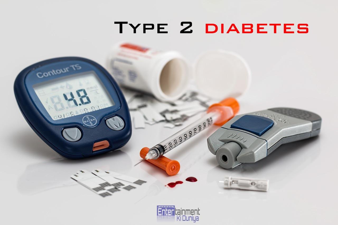 four signs of type 2 diabetes, type 2 diabetes
