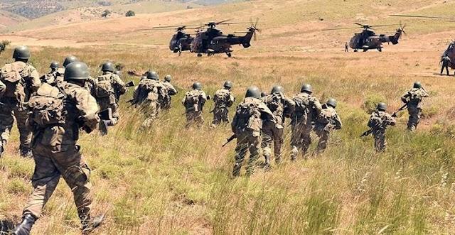 Τουρκία: Αναπτύσσει στρατό στα σύνορα με την Αρμενία