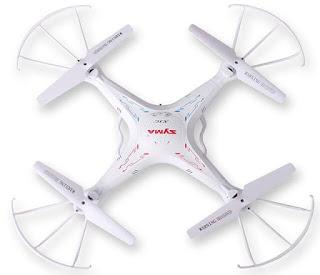 Flycam HD Camera Syma X5C