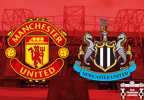 Confirmed Starting XI: Newcastle United vs Manchester United