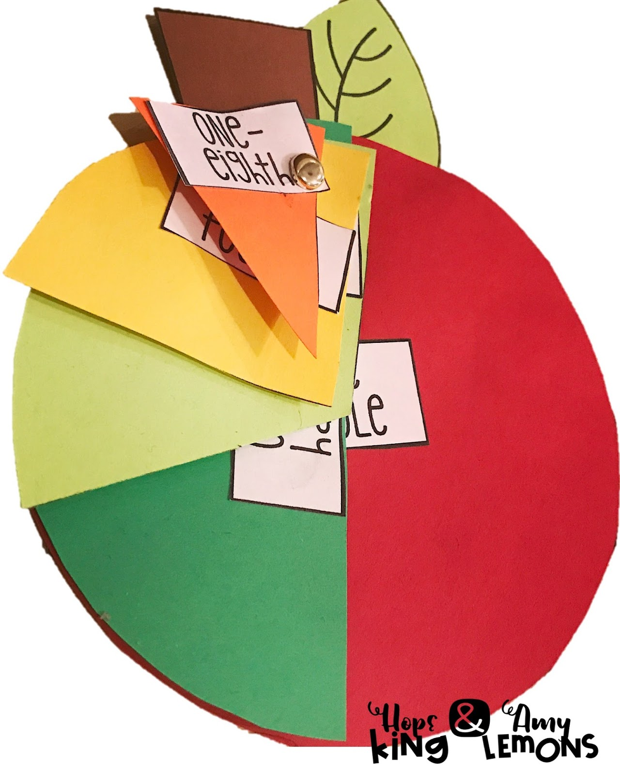 One Of My Favorite Things About Fractions Is There Are So Many Fun Ways To Create  Fraction Models You Can Make Pizzas, Ice Cream Sundaes, Gumball Machines,
