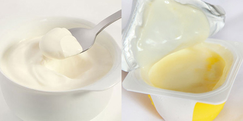 Lời khuyên mới: Nên cho bé ăn váng sữa hay sữa chua là tốt nhất