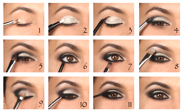 Smoky-Eye-Makeup