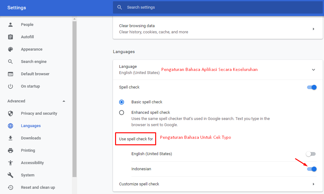 Use Spell Check In Google Chrome