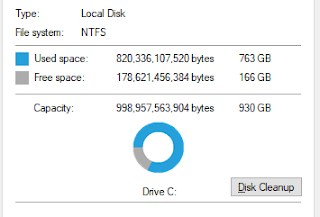 delete old windows 10 files