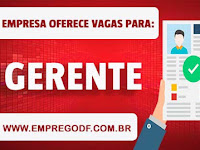 Emprego para Gerente de Clínica de Cosmiatria/ Estética - 04.07.19