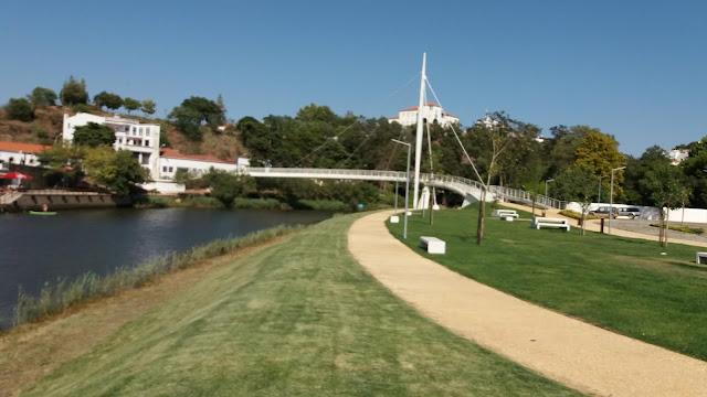Ponte Pedonal em Odemira