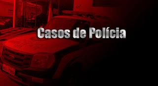 Polícia de Baraúna prende homem portando substâncias semelhantes a maconha e crack