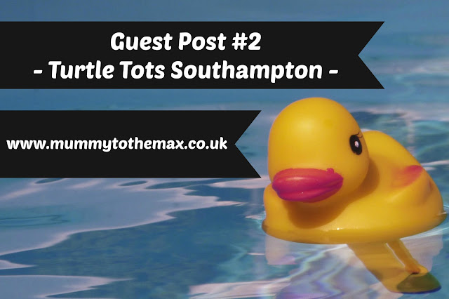 GUEST POST - TURTLE TOTS SOUTHAMPTON JOURNEY #2