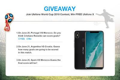 ulefone-x-free-giveaway