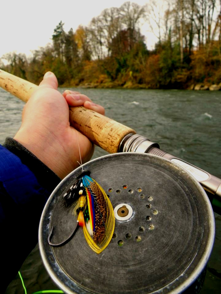Steel: Adrian Cortes and the Classic Salmon Fly Classic Atlantic Salmon Fly Patterns