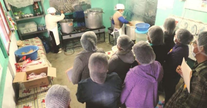 QALI WARMA: En colegios de Lima Provincias, Comités de Alimentación Escolar intercambian experiencias - www.qaliwarma.gob.pe