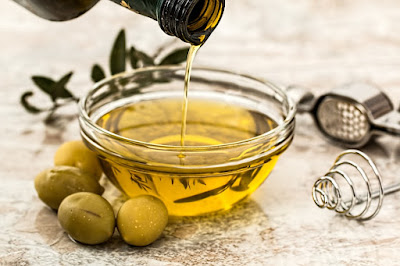 Oils and fat keto diet
