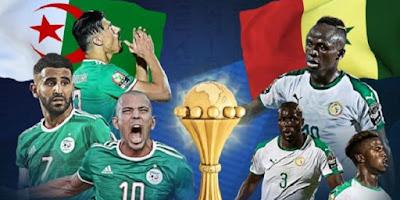 مشاهدة مباراة الجزائر والسنغال بث مباشر اليوم 19-7-2019 يلا شوت في نهائي كاس امم افريقيا