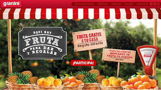 Fruta gratis zumos Granini