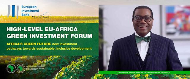 INVESTISSEMENTS VERTS | « L'Afrique est un marché énorme », selon Adesina