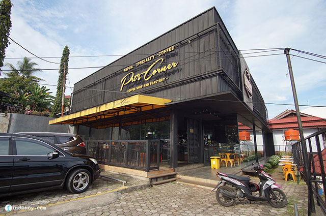 Pit's Corner Papua Specialty Coffee