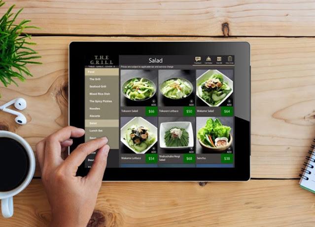 Memberikan Dinning Experience Pelanggan dengan Aplikasi Restoran saat Pemesanan