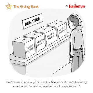 The Giving Bank