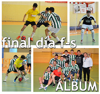 Día del Fútbol-sala Aranjuez