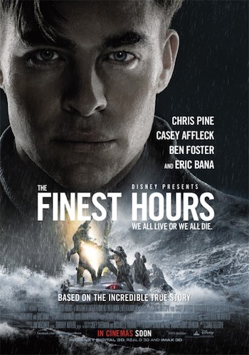 The Finest Hours 2016 Dual Audio Hindi Full Movie Download
