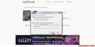 proses download video youtube tanpa aplikasi
