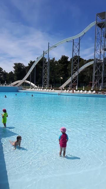 Wasserspaß für die ganze Familie in Kroatien