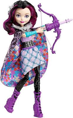 JUGUETES - EVER AFTER HIGH  Flecha Mágica - Raven Queen : Muñeca  Mattel DVJ21 | A partir de 6 años  Comprar en Amazon España