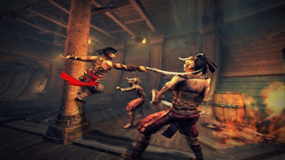 Prince Of Persia: Warrior Within highly compressed