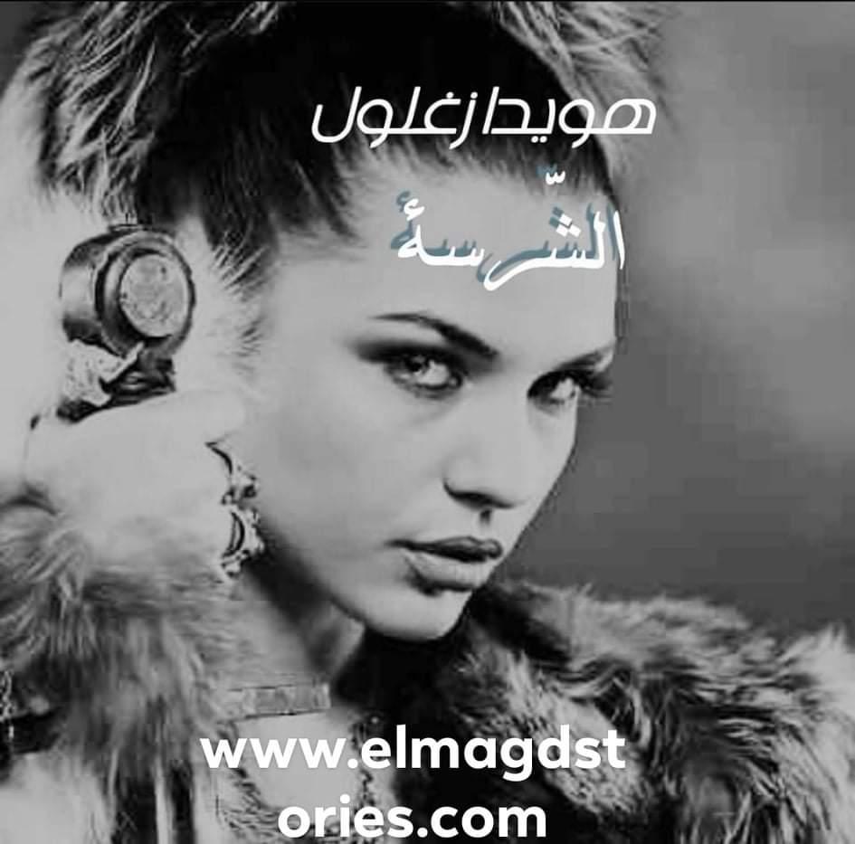رواية الشرسه الفصل الاول لكاتبة هويدا زغلول