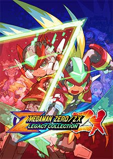 Mega Man Zero ZX Legacy Collection Thumb