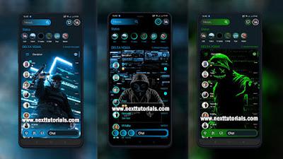 Kumpulan Tema DELTA YOWA Keren by Hacker / Anonymous,Instal Aplikasi DELTA YOWhatsApp Anti Banned Terbaik 2021,wa mod anti blokir terbaru 2021