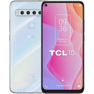 TCL 10L blanco