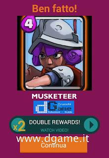 Soluzioni Quiz Clash Royale card livello 15