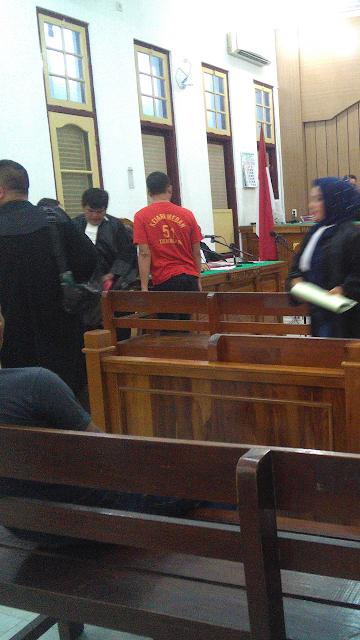 Oknum Polisi Pengedar Sabu Divonis 6 Tahun 6 Bulan Penjara