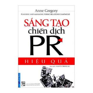 Sáng Tạo Chiến Dịch PR Hiệu Quả (Tái Bản) ebook PDF EPUB AWZ3 PRC MOBI