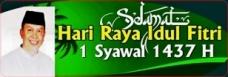 Muh.Basli Ali, Bupati Kepulauan Selayar, Menyampaikan, Ucapan, Selamat, Hari, Raya ,Idul ,Fitri ,1437 H