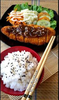 Resepi Chicken Katsu Sos Teriyaki