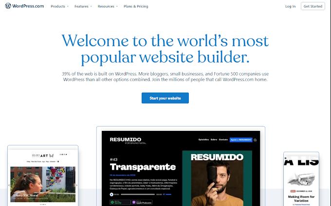 Blogspot Gratis Vs Wordpress Gratis