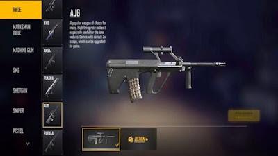 سلاح AUG