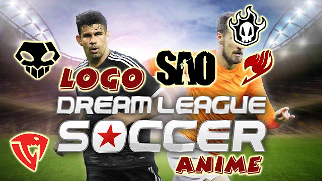 logo dream league soccer anime