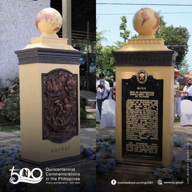 baybay historical marker