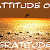5 ways to develop Attitude of Gratitude