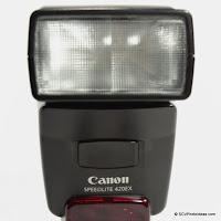 Canon Speedlite 420EX Reference